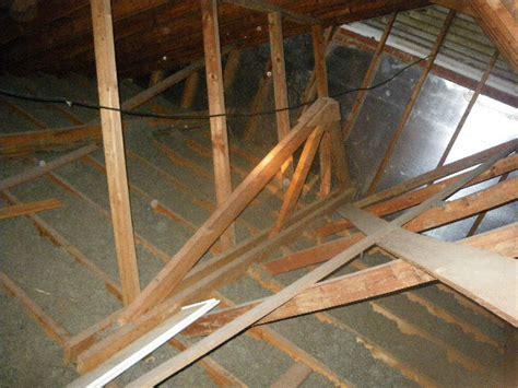 load bearing wall beam in attic load bearing beam in attic image balcony and attic