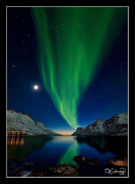 northern lights sun northern lights norway and the moon on pinterest