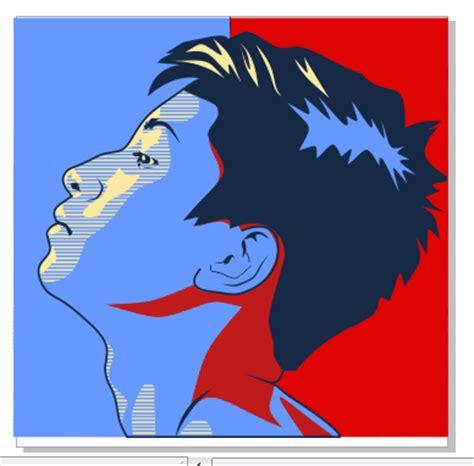 tutorial desain vektor wajah ide remaja tutorial cara membuat vektor wajah dengan