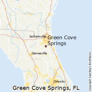 best places to live in green cove springs florida