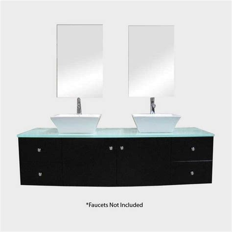 Bathroom Vanity Portland Oregon by Design Element 61 Quot Portland Vessel Sink Bathroom