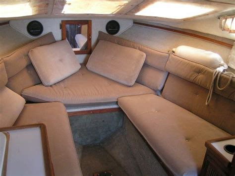 Boat Interior Repair by The Doral Project 89 Cavalier Page 1 Iboats Boating