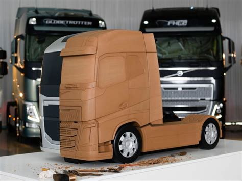 volvo truck design volvo trucks the design process car body design