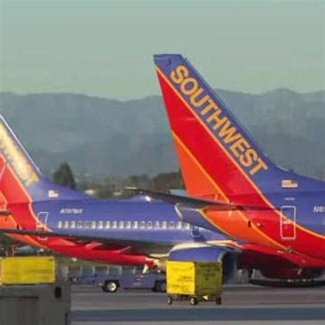 southwest fares fall   including