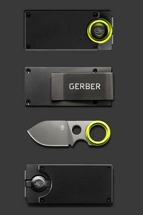 gerber money clip knife gerber gdc money clip more dangerous than it looks