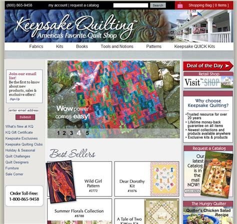 Keepsake Quilt Shop by Quilt Shops Raylsquilts Rayls