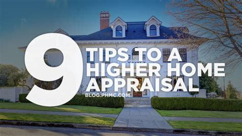 9 tips to a higher home appraisal platinum home mortgage