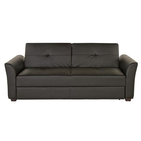 argos sofa bed buy lorenzo 3 seater fabric sofa bed with storage black