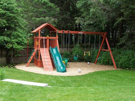 backyard swing set ideas forts swingset ideas on by penguinsmomma swing