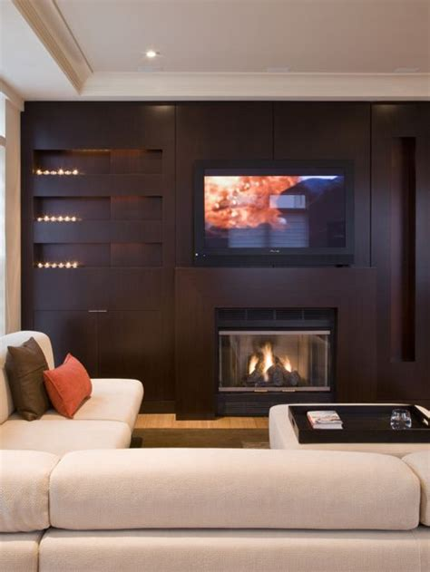 Fireplace Tv Wall Unit by Wall Unit Fireplace Home Design Ideas Pictures Remodel