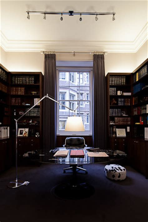 Latest Interiors For Living Room - luxury office modern home office london by london interiors