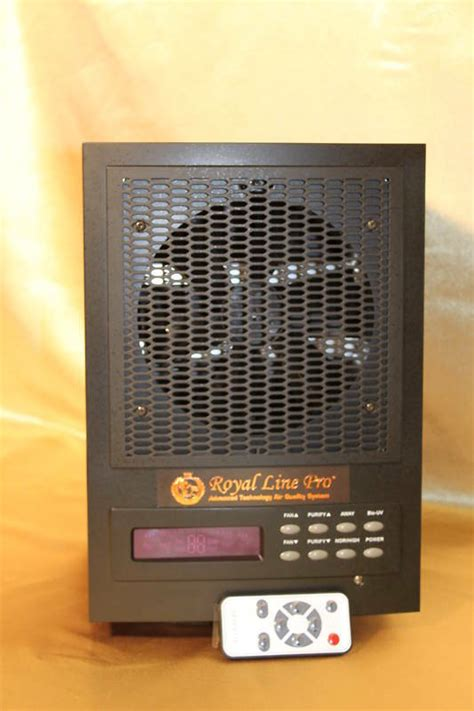 living fresh air purifier smoke eater machine  ebay