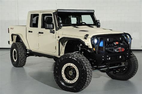 2019 Jeep Bandit Price by Starwood Motors Jeep Wrangler Bandit Is A 700hp