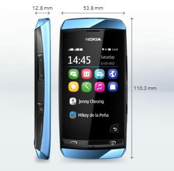 Hp Nokia Asha 305 Seken nokia asha 305 2012onwards