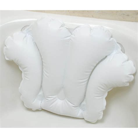 Shower Pillow by Pillows For The Bath Tub