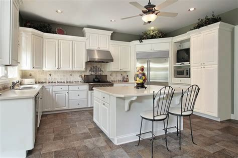 Kitchen Remodels With White Cabinets 1000 Images About Kitchen Ideas On Diy Tiles Beaumont Tiles And Tile