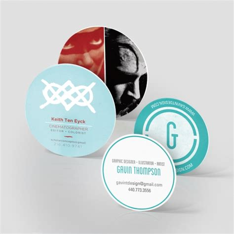 Circle Business Cards Circle Business Card Template Circle Business Cards Jakprints Inc Circle Business Card Template