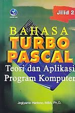 Ekonometrika Teori Dan Aplikasi Jilid 2 toko buku rahma bahasa turbo pascal teori dan aplikasi program komputer jilid 2