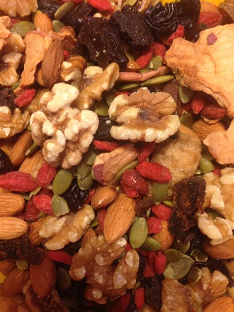 Mixed Nuts And Fruits 1 quit sneaking around prepare healthy snacks nustart health
