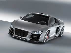 the new v12 audi r8 car tuning