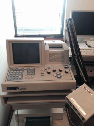 emg report sle cadwell 6200a emg unit sale