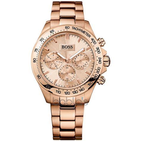 Hugo Boss 1502371 Ikon Rose Gold Ladies Bracelet Watch