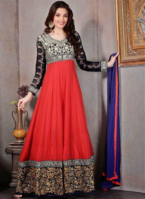 net pattern salwar suit latest anarkali suits dresses designs 2016 2017
