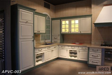 Pvc Kitchen Cabinets by Pvc Kitchen Cabinet 003 China Pvc Kitchen Cabinet