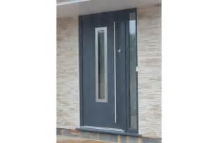 Triple glazed front door binfield berkshire