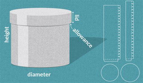 round box hat box template www templatemaker nl