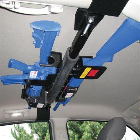 Suv Gun Rack by Weapons Gun Racks And Guns On