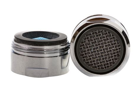 Replacing A Kitchen Sink Faucet How To Choose A Faucet Aerator Bob Vila