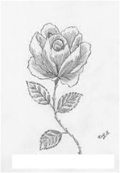 imagenes de flores rojas para dibujar rosas rojas dibujos para pintar alicita pinterest