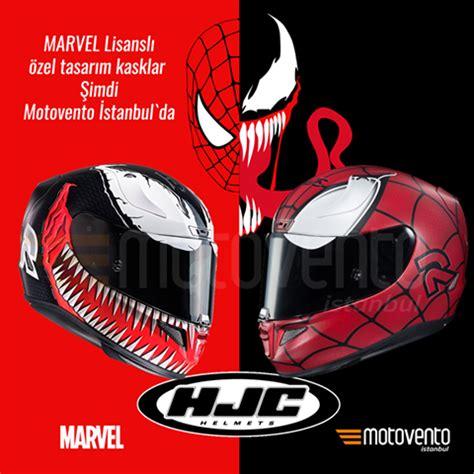 spider man mi yoksa venom  motosikletclub