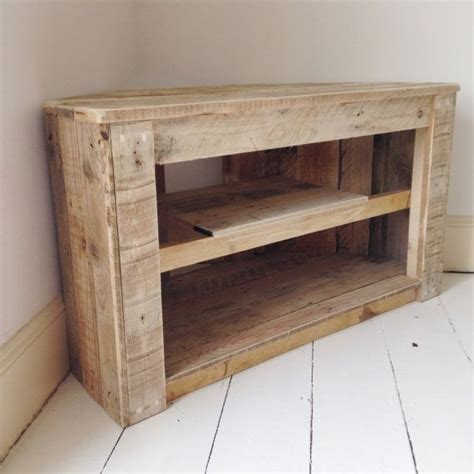 Handmade Tv Cabinets - 25 best ideas about wood corner tv stand on