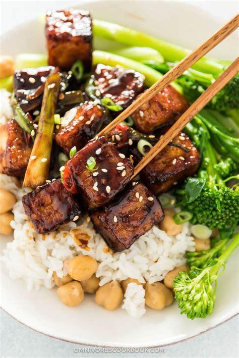 best 25 crispy tofu ideas on pinterest easy tofu