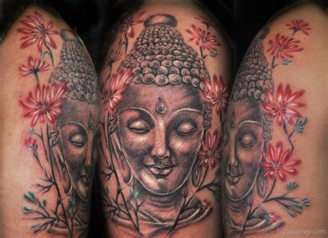 tattoo of buddha design buddhist tattoos designs pictures