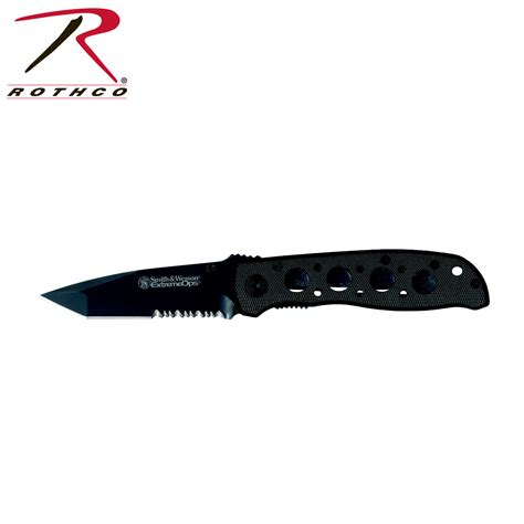 smith wesson ops smith wesson ops folding knife sw