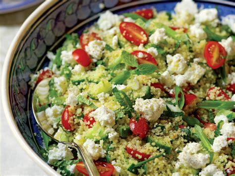 couscous salad mediterranean couscous salad cookstr