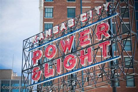 Power And Lights District by Mo S Stuff