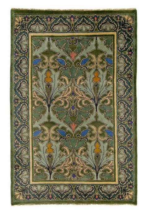 William Morris Rugs Reproductions by William Morris Fan Club The Beautiful Rugs Of C F A Voysey