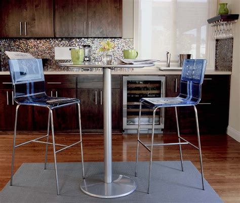 Kitchen Bar Tables Kitchen Bar Table Seating Modern Kitchen Los Angeles By Susan Deneau Interior Design