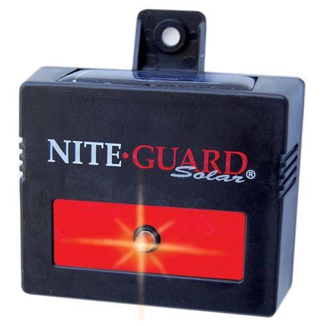 nite guard solar powered predator light nite guard solar predator protector farmtek