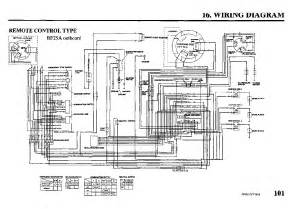 honda outboard tachometer wiring diagram honda get free image about wiring diagram