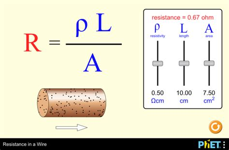 what do you use resistors for resistance in a wire resistivity resistance circuits phet interactive simulations