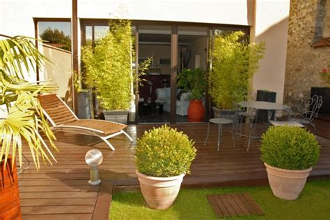 terrasse idee comment bien agencer sa terrasse gfh immobilier