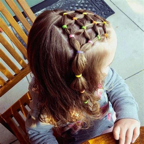 how to have a neat hairstyle with baby fine hair 40 cool hairstyles for little girls on any occasion