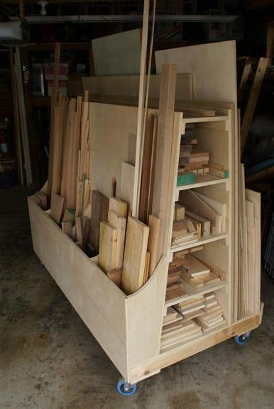 woodworking storage ideas another great wood storage idea woodshop ideas