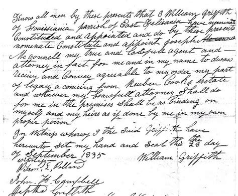 Christian County Ky Court Records Western Kentucky Genealogy Powers Of Attorney