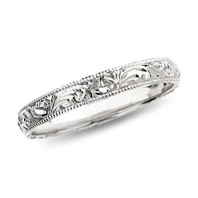 Engraved Wedding Rings by Engraved Wedding Bandsbijoux Extraordinaire Wedding